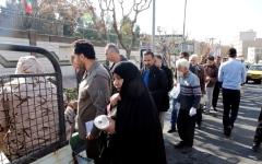 الصورة: الصورة: إيران تعلن ارتفاع المصابين بكورونا  إلى 4747 شخصاً