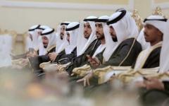 الصورة: الصورة: وزارة تنمية المجتمع تنظم عرساً جماعياً لــ 40 شاباً في دبي