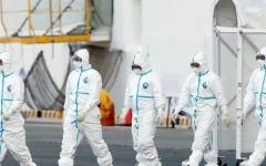 الصورة: الصورة: فرنسا وبريطانيا تسجلان مئات الإصابات بفيروس كورونا