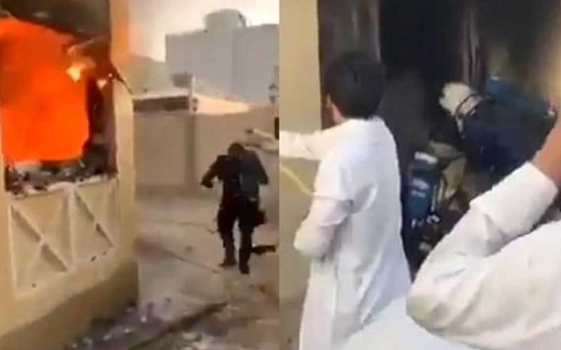 الصورة: الصورة: الكويت .. خادمتان وراء الحريق الذي أودى بحياة الـ 8 أطفال