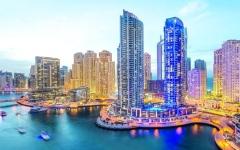 الصورة: الصورة: الإمارات الأولى إقليمياً في محفزات الاقتصاد