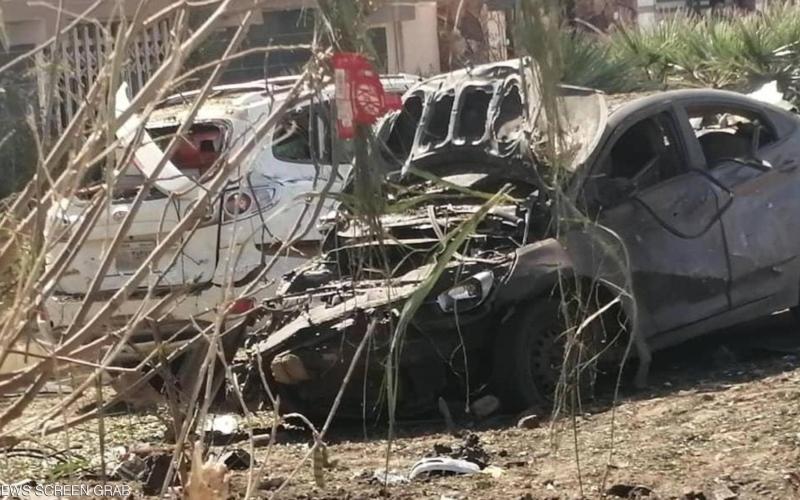 الصورة: الصورة: نجاة رئيس الوزراء السوداني من محاولة اغتيال