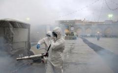الصورة: الصورة: إيران تفرج عن نحو 70 ألف سجين بسبب المخاوف من فيروس كورونا