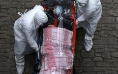 الصورة: الصورة: عدد الوفيات بكورونا في أوروبا يتخطى 500 حالة