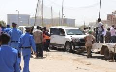 الصورة: الصورة: الإمارات تدين محاولة اغتيال حمدوك وتؤكد دعم السودان في مرحلته الانتقالية