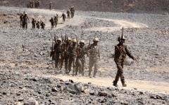 الصورة: الصورة: الشرعية تحرّر مناطق في الجوف ومأرب