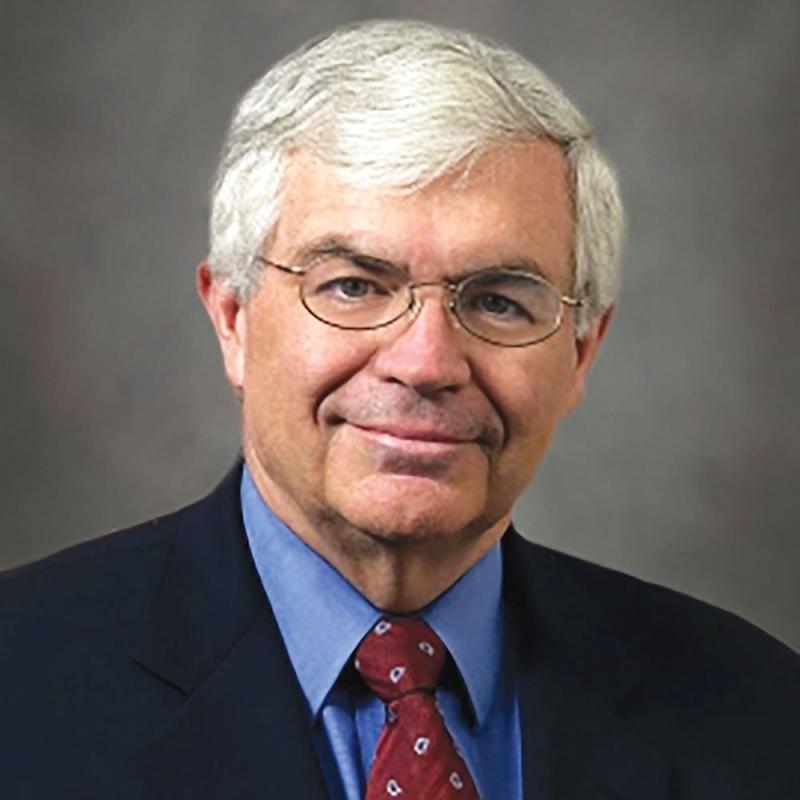 الصورة : جون تايلور - أستاذ علوم الاقتصاد في جامعة ستانفورد وكبير زملاء معهد هوفر.