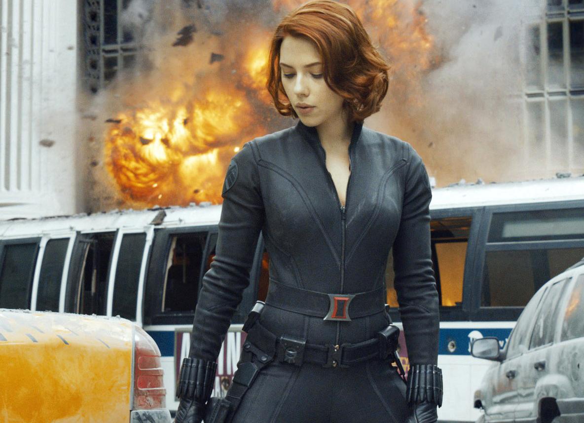 Black Widow عُرضة للتأجيل بسبب «كورونا» - فكر وفن - سينما - البيان