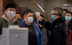 الصورة: الصورة: الصين تسمح للصناعات الأساسية باستئناف مهامها في ووهان بؤرة تفشي كورونا