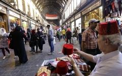 الصورة: الصورة: هلع في دمشق من كارثة صحية بسبب الوجود الإيراني