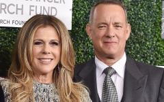 الصورة: الصورة: إصابة المخرج والممثل الأمريكي توم هانكس وزوجته بكورونا
