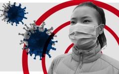 الصورة: الصورة: الصين تعلن تجاوزها لذروة تفشي كورونا