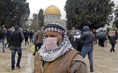 الصورة: الصورة: ارتفاع عدد الفلسطينيين المصابين بكورونا إلى 35 حالة