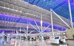 الصورة: الصورة: السعودية تعلق الرحلات الجوية الدولية لمدة أسبوعين