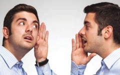 الصورة: الصورة: التحدّث إلى النفس مفيد للعقل