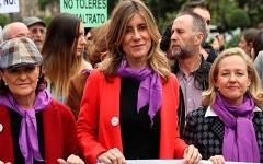 الصورة: الصورة: كورونا يطال زوجة رئيس الوزراء الإسباني