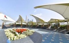 الصورة: الصورة: إعادة افتتاح الحدائق في أبوظبي