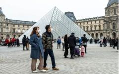 الصورة: الصورة: فرنسا: الوضع جراء كورونا مقلق جدا ويتدهور بسرعة كبيرة