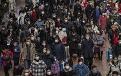 الصورة: الصورة: الصين: 90% من الشركات الصناعية الرئيسية استأنفت الإنتاج