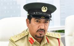الصورة: الصورة: شرطة دبي تُعيد 50 ألف درهم إلى مسافر قبل صعوده الطائرة