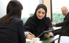 الصورة: الصورة: خطط خدمية للدوائر المحلية للحفاظ على سلامة الموظفين والمتعاملين