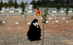 """الصورة: الصورة: إيران: 50 شخصا يصابون بـ""""كورونا"""" كل ساعة ويتوفى شخص واحد كل 10 دقائق"""