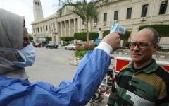 الصورة: الصورة: مصر تعلن تسجيل  46 إصابة جديدة بكورونا و7 وفيات