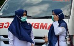 الصورة: الصورة: إندونيسيا تؤكد 60 إصابة جديدة بكورونا