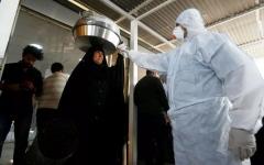 الصورة: الصورة: إيران تعلن وفاة 1433 شخصاً بكورونا وإصابة 19644 حتى الآن