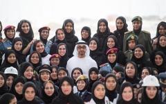 الصورة: الصورة: 5 حقائق وأرقام تصنع عصر المرأة الذهبي في الإمارات