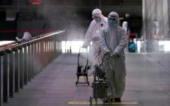الصورة: الصورة: هولندا تسجل 30 حالة وفاة و534 إصابة جديدة بفيروس كورونا
