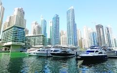الصورة: الصورة: الإمارات الأولى عربياً في تقرير السعادة العالمي