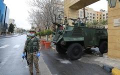 الصورة: الصورة: بالفيديو.. الأردن يطلق صافرات الإنذار لبدء حظر التجول