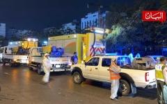 الصورة: الصورة: بلدية دبي تبدأ حملة تعقيم وتطهير طرق وشوارع الإمارة