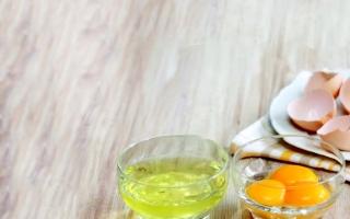 الصورة: الصورة: بياض البيض قد يساعد على خفض ضغط الدم
