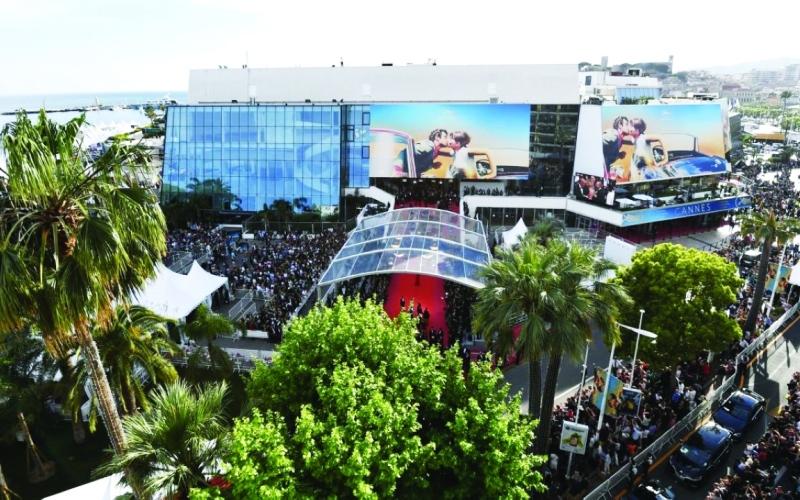 الصورة: الصورة: مهرجان «كان» السينمائي يفتح أبوابه للمشرّدين