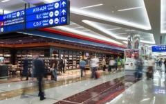 الصورة: الصورة: الإمارات تعلق جميع الرحلات الجوية للركاب والترانزيت من وإلى الدولة لمدة أسبوعين