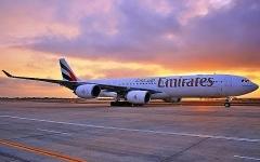الصورة: الصورة: طيران الإمارات تعلق مؤقتاً جميع رحلات الركاب لمدة أسبوعين
