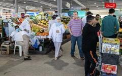 """الصورة: الصورة: جولة """"البيان"""".. ضخ كميات هائلة من السلع في دبي وأبوظبي والسماح للمحلات المغلقة بالتجارة الالكترونية"""