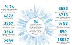 الصورة: الصورة: دبي تواصل جاذبيتها الاستثمارية
