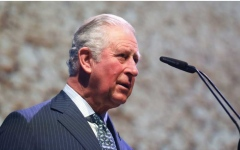 الصورة: الصورة: إصابة ولي العهد البريطاني الأمير تشارلز بفيروس كورونا
