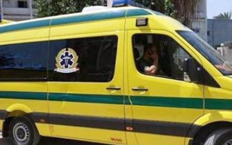 الصورة: الصورة: وفاة 18 شخصاً وإصابة العشرات في حادث مروع بمصر