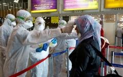 الصورة: الصورة: ارتفاع وفيات فيروس كورونا في إيران إلى 2378 شخصاً