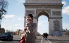 الصورة: الصورة: تحذير من مد مرتفع جداً من فيروس كورونا يجتاح فرنسا
