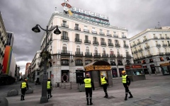 الصورة: الصورة: حصيلة قياسية لكورونا في إسبانيا خلال 24 ساعة