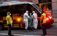 الصورة: الصورة: حالات الإصابة بكورونا في إسبانيا تتخطى 72 ألف حالة