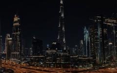 """الصورة: الصورة: دبي توفر 178 ميجاوات في استهلاك الكهرباء خلال """"ساعة الأرض 2020"""""""