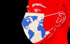 الصورة: الصورة: كورونا حول العالم: الإصابات تتجاوز 650 ألفا والوفيات نحو 31 ألفا