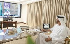 الصورة: الصورة: قمة العشرين تطلع على النهج الإماراتي في إدارة ملف الأمن الغذائي