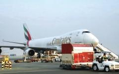 الصورة: الصورة: طيران الإمارات: نعمل على مدار الساعة لدعم مسار التجارة العالمية